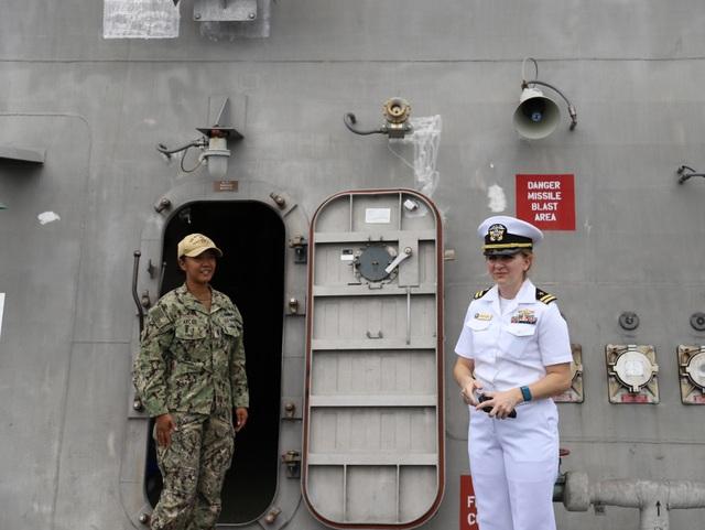 Việt Nam điều tàu hộ vệ săn ngầm tham gia tập trận chung ASEAN - Mỹ - 10