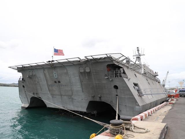 Việt Nam điều tàu hộ vệ săn ngầm tham gia tập trận chung ASEAN - Mỹ - 8