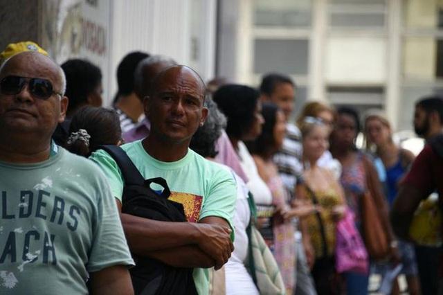 Brazil: Tỷ lệ thất nghiệp tiếp tục giảm - 1