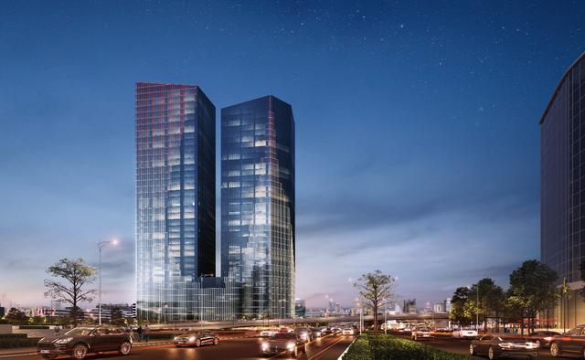 Capital Place đạt giải dự án văn phòng tốt nhất Việt Nam 2019 - 2
