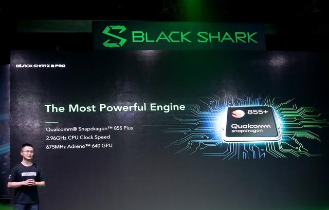Black Shark 2 Pro ra mắt với cấu hình