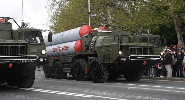 Thổ Nhĩ Kỳ có thể mua thêm S-400 của Nga nếu Mỹ không bán Patriot - 1