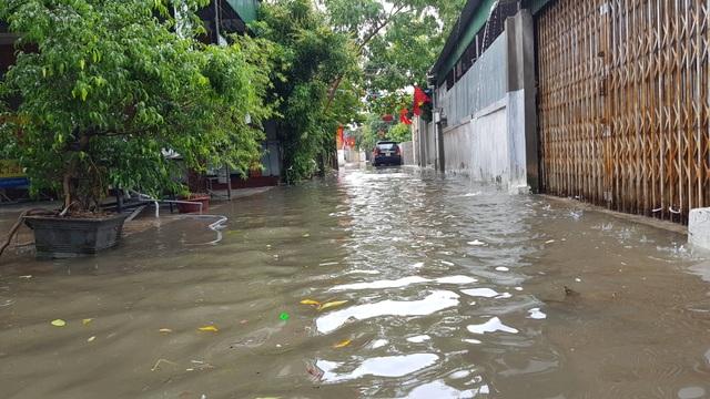 Thành phố Vinh thất thủ vì mưa lớn kéo dài nhiều ngày - 2