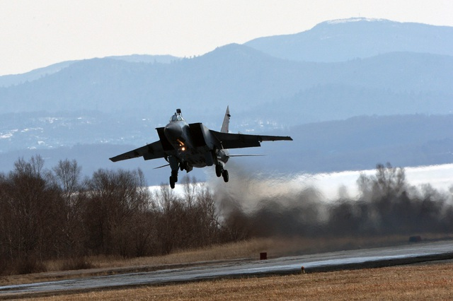"""Đội tàu chiến, máy bay Nga nã """"mưa"""" tên lửa tại vùng Viễn Đông - Ảnh minh hoạ 2"""