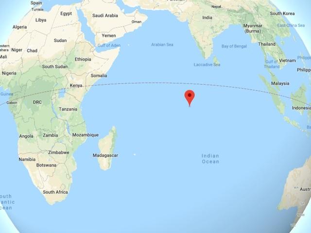 Căn cứ tuyệt mật của quân đội Mỹ tại Ấn Độ Dương - 2