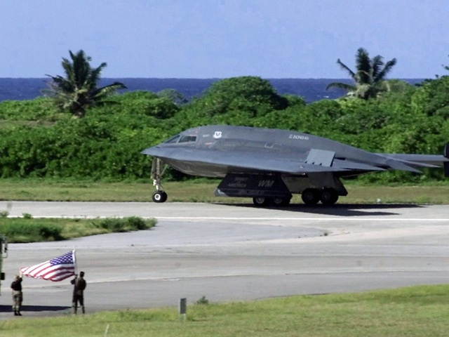 Căn cứ tuyệt mật của quân đội Mỹ tại Ấn Độ Dương - Ảnh minh hoạ 6