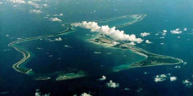 Căn cứ tuyệt mật của quân đội Mỹ tại Ấn Độ Dương