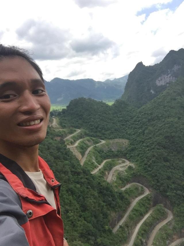 """Theo chân """"phượt thủ"""" khám phá đèo 14 tầng nổi tiếng bậc nhất ở Cao Bằng - 7"""