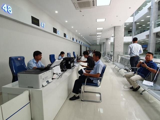 Quảng Ninh khánh thành trụ sở Trung tâm phục vụ hành chính công 150 tỷ đồng - 4