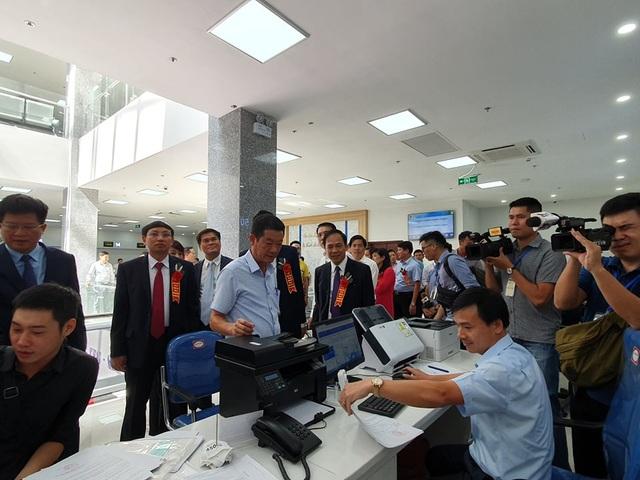 Quảng Ninh khánh thành trụ sở Trung tâm phục vụ hành chính công 150 tỷ đồng - 3