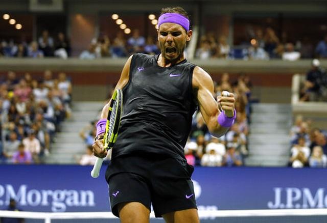 US Open: Vượt qua Cilic, Nadal có mặt tại tứ kết - 1