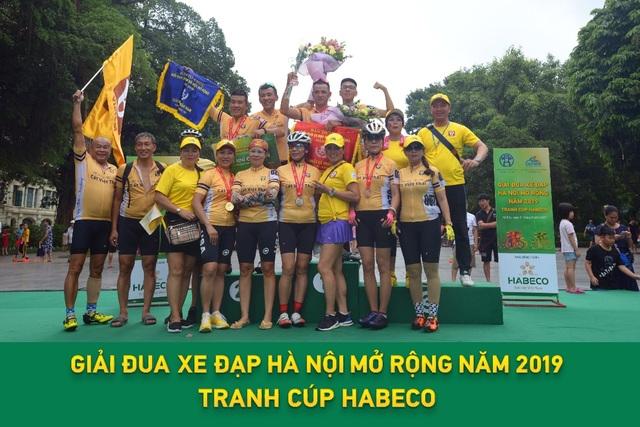 Hà Nội rực rỡ chào đón Giải đua xe đạp Hà Nội mở rộng 2019 tranh cúp Habeco - 2