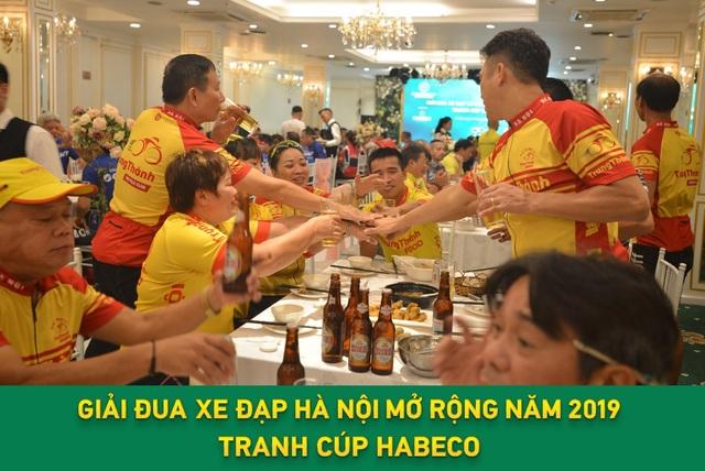 Hà Nội rực rỡ chào đón Giải đua xe đạp Hà Nội mở rộng 2019 tranh cúp Habeco - 3