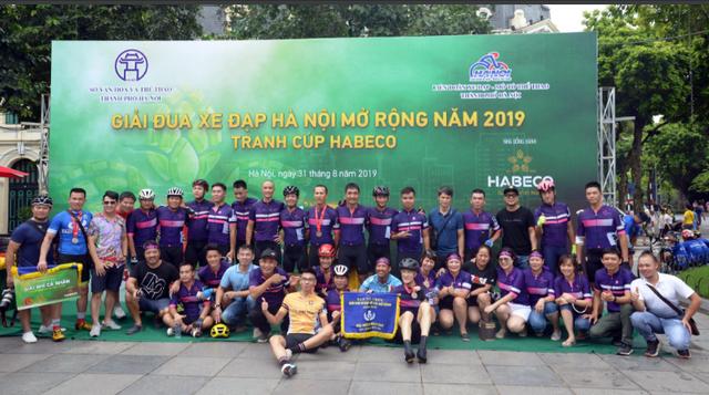 Hà Nội rực rỡ chào đón Giải đua xe đạp Hà Nội mở rộng 2019 tranh cúp Habeco - 4