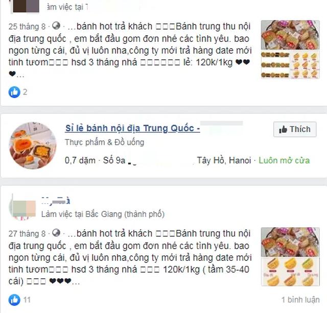 Bánh trung thu nội địa Trung Quốc 2.000 đồng/cái, đến mùa lại ngập tràn mạng xã hội - 4