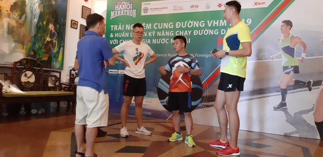 Chạy trải nghiệm cung đường VHM 2019 và huấn luyện cự ly chạy dài - 1