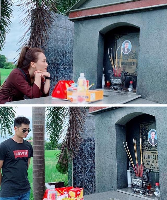 Diễn viên Việt Trinh hạnh phúc bên con trai trong kỳ nghỉ lễ - 6