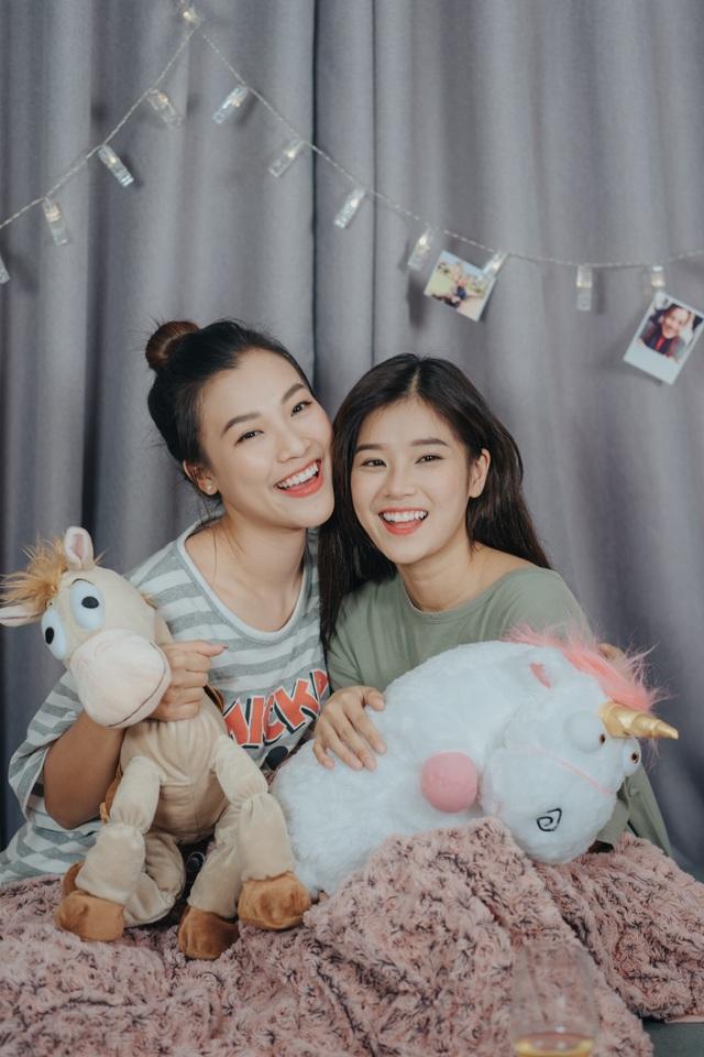 """Hé lộ về bạn trai, Hoàng Oanh - Hoàng Yến Chibi nhắn nhủ: """"Ngôn tình nhưng đừng mù quáng"""" - 1"""