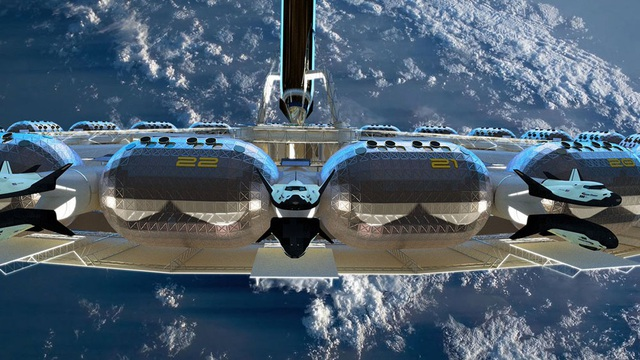"""""""Khách sạn trong không gian"""" đầu tiên sẽ hoạt động vào năm 2025 - 1"""