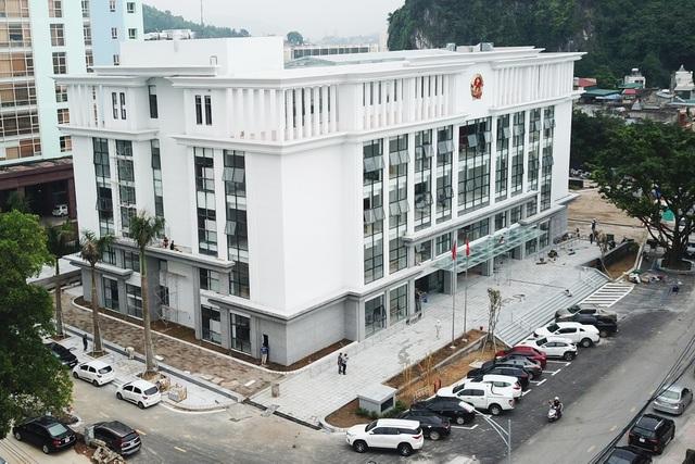 Quảng Ninh khánh thành trụ sở Trung tâm phục vụ hành chính công 150 tỷ đồng - 2