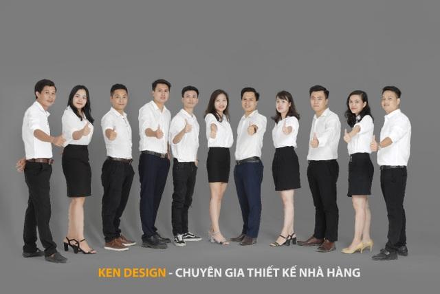 KenDesign - Thương hiệu chuyên tư vấn thiết kế nhà hàng tại Việt Nam - 5