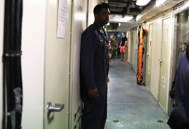Tàu tuần duyên hiện đại nhất của Hải quân Mỹ diễn tập với ASEAN - 7
