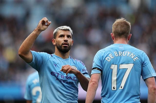 Đội hình tiêu biểu vòng 4 Premier League: Sạch bóng Man Utd - 3