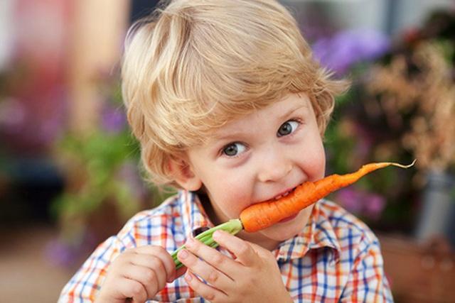 Món ăn đơn giản từ cà rốtmang lại cho con lợi ích không ngờ - 1