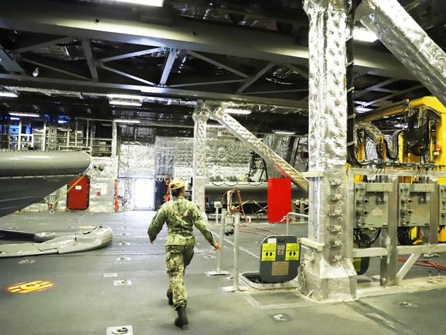 Tàu tuần duyên hiện đại nhất của Hải quân Mỹ diễn tập với ASEAN - 5