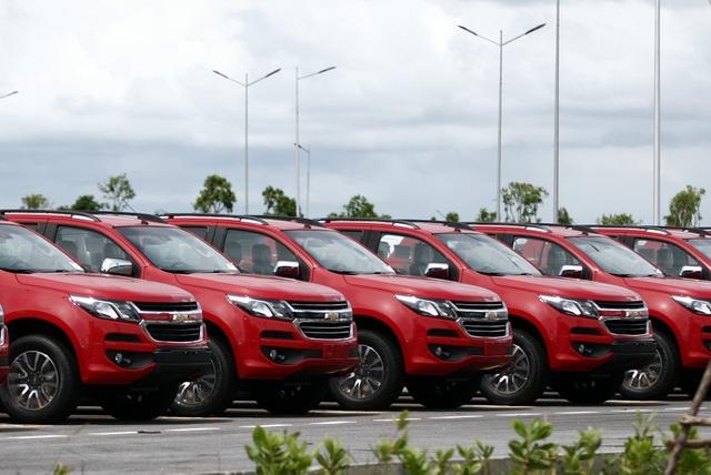 Bảng giá Chevrolet tại Việt Nam cập nhật tháng 9/2019 - 1