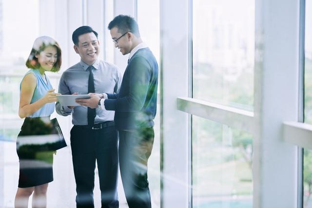 Hanwha Life Việt Nam ra mắt sản phẩm bảo hiểm nhóm An Khang Hưng Nghiệp đồng hành cùng doanh nghiệp và người lao động - 1