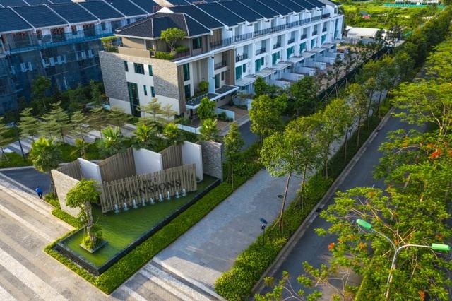 Thời điểm vàng để sở hữu biệt thự, liền kề tại The Mansions, ParkCity Hanoi - 1
