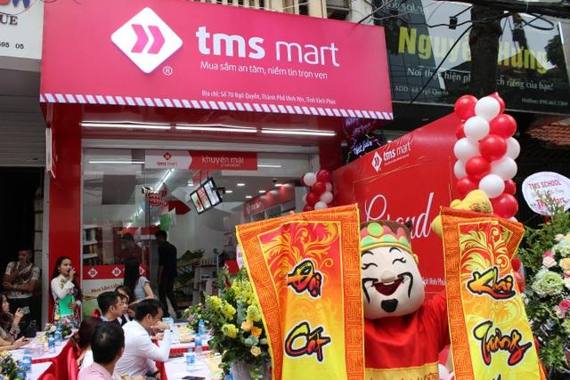 """Thêm một """"ông lớn"""" gia nhập thị trường bán lẻ tại Việt Nam - 1"""