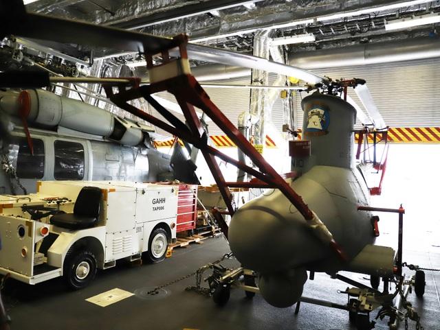 Tàu tuần duyên hiện đại nhất của Hải quân Mỹ diễn tập với ASEAN - 9