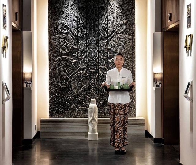 Xem pháo hoa mừng Quốc khánh từ khách sạn cao nhất Đông Nam Á - 6