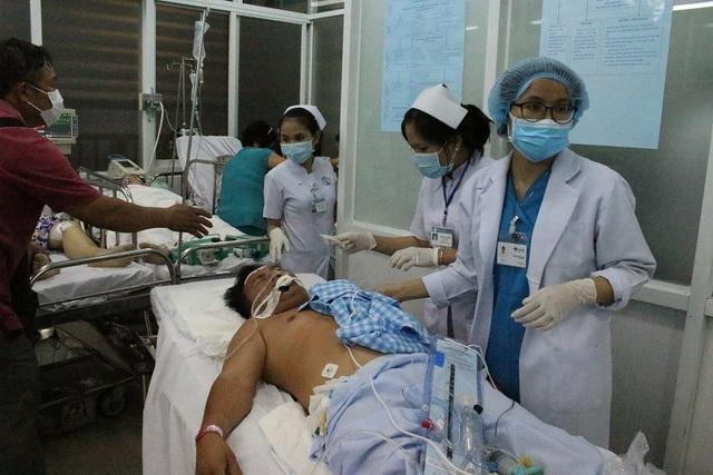 3 ngày nghỉ lễ hơn 900 ca nhập viện cấp cứu - 4