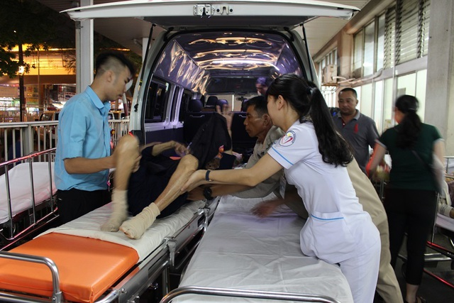 3 ngày nghỉ lễ hơn 900 ca nhập viện cấp cứu - 2