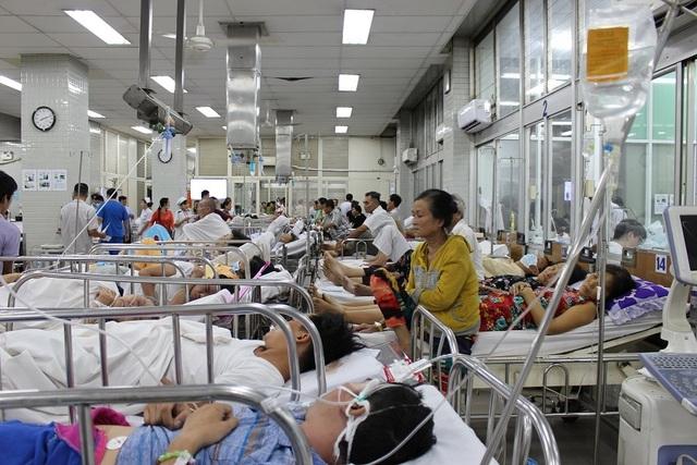 3 ngày nghỉ lễ hơn 900 ca nhập viện cấp cứu - 1