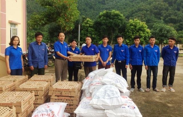 Thanh Hoá: Bí thư Chi đoàn khởi nghiệp từ ... 4.000 chú gà giống - 1