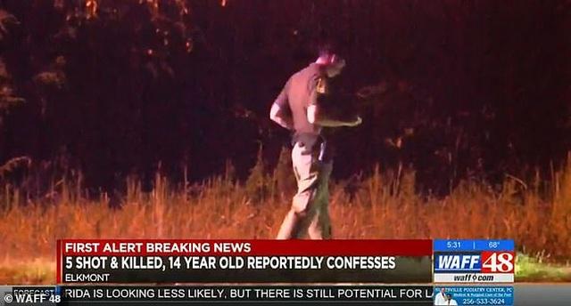 Thiếu niên Mỹ 14 tuổi bắn chết cả 5 thành viên trong gia đình - 1