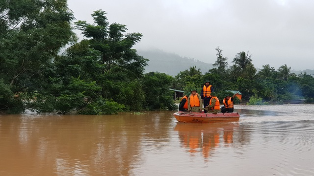 Lên phương án sơ tán hơn 11.300 người dân tại các vùng thấp trũng - 2