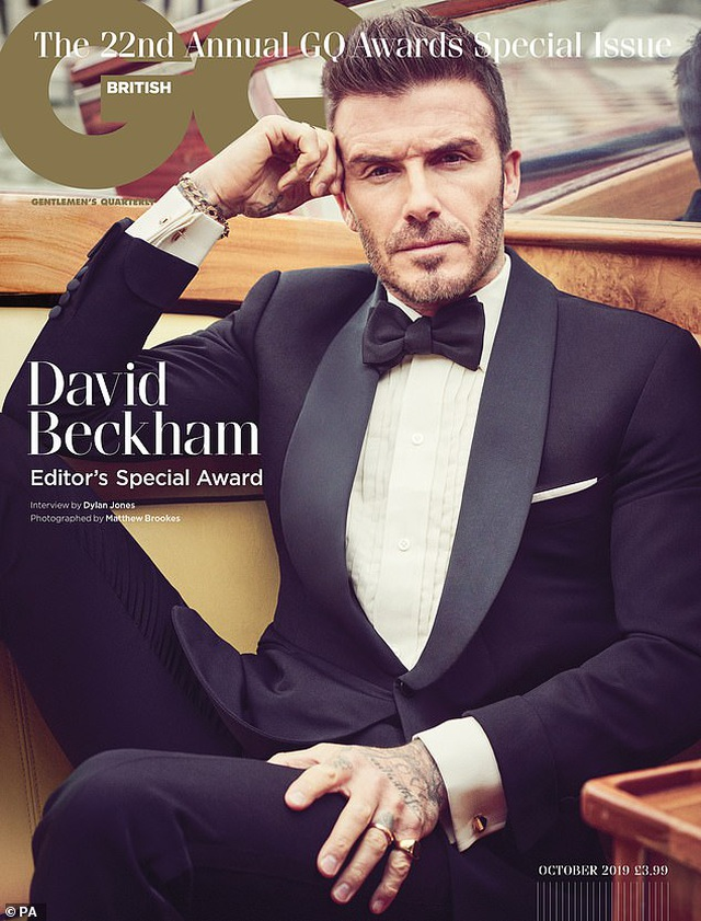 David Beckham dạy các con thế nào về làm việc và kiếm sống? - Ảnh minh hoạ 4