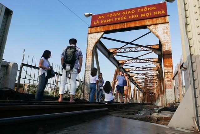 Ga Long Biên thành điểm check-in hấp dẫn sau khi có diện mạo mới - 7