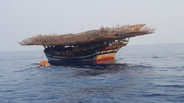 Ngư dân Quảng Nam mất tích ở Trường Sa