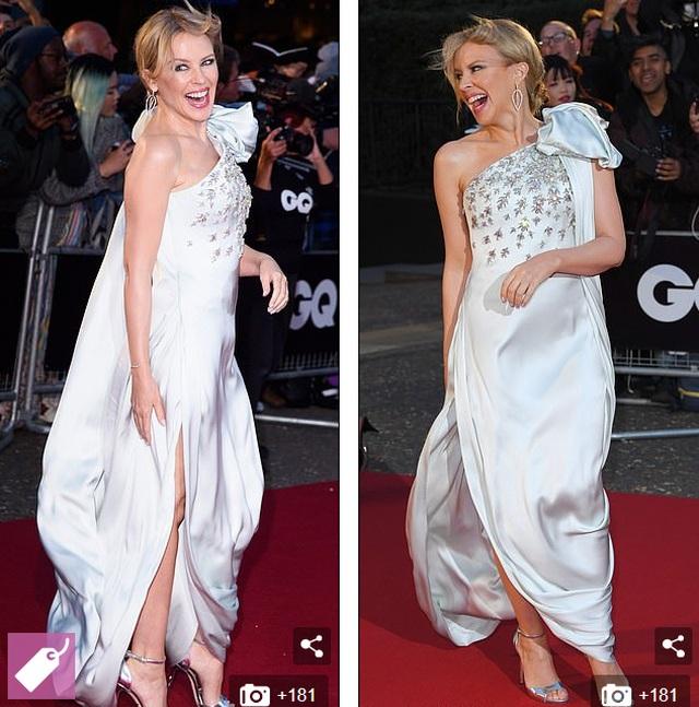 51 tuổi, Kylie Minogue vẫn đẹp lộng lẫy - 3