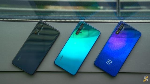 Ba mẫu smartphone tầm trung sở hữu 4 camera sắp lên kệ thị trường Việt - 3