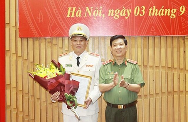 Bộ trưởng Công an bổ nhiệm 3 Cục trưởng - 1