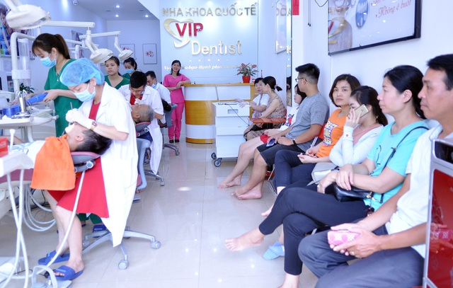 Nha khoa Quốc tế Vip Dentist dành nhiều ưu đãi cho học sinh, sinh viên mùa tựu trường - 4