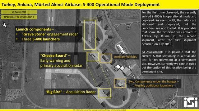 """Lộ địa điểm Thổ Nhĩ Kỳ đặt hệ thống """"rồng lửa"""" S-400 mua từ Nga - 1"""