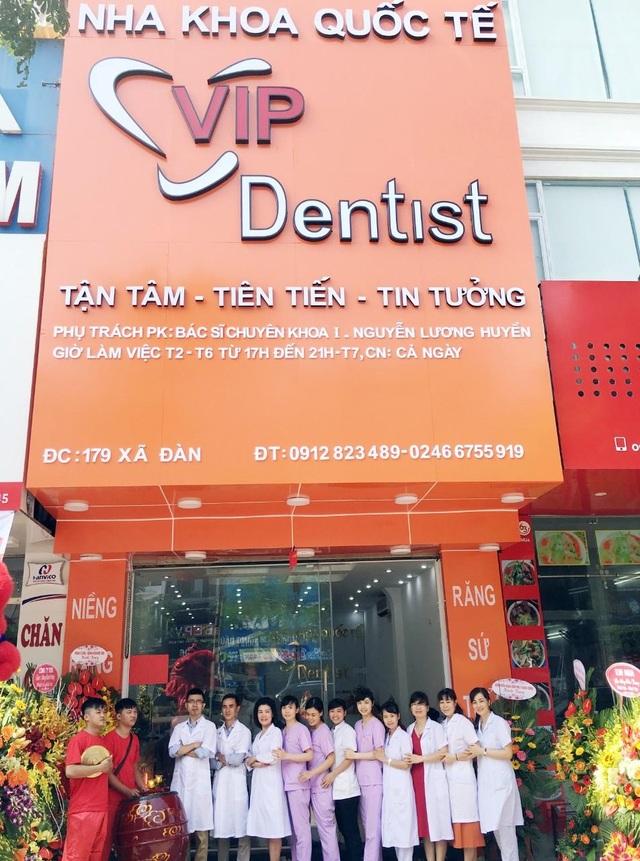 Nha khoa Quốc tế Vip Dentist dành nhiều ưu đãi cho học sinh, sinh viên mùa tựu trường - 1